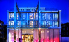 Cool hotels of London: K West Hotel & Spa