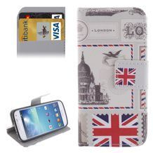 Pěneženkové pouzdro London Envelope na Galaxy S4 mini