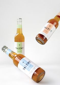 Talent Tee on Packaging Design Served
