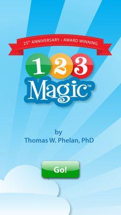 1-2-3 Magic iPhone, iPad, iPod Touch app