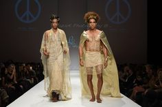 LR CREATION - Night with Haiti - Style Fashion Week (March 2015)