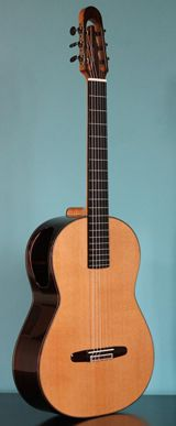 Guitare Maestro - Guitare Burlot Acoustique nylon