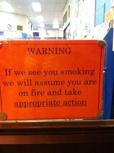 Miten työpaikallasi suhtaudutaan tupakointiin?