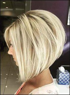 225 besten Bob Hairstyles Bilder auf Pinterest   Frisuren ...   Einfache Frisuren