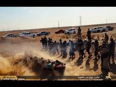 NEW EXECUTION VIDEO Posted by ISIS Militant