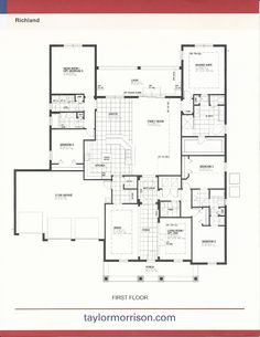 Superb Huntington Second Floor Plan In Independence Winter Garden Fl Largest Home Design Picture Inspirations Pitcheantrous
