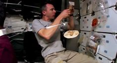 Defy Gravity and Hunger With This Clip of Burrito-Making In Space - Foodista.com