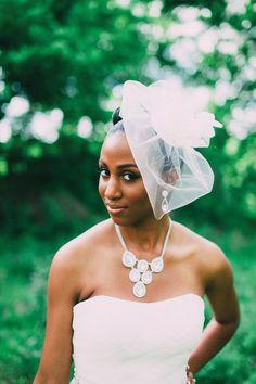 Chic DIY Wedding in New Jersey: Sharissa + Aaron