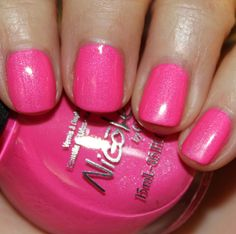 Nicole by OPI - Still Into Pink