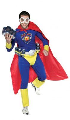 "Déguisement Super-Héros ""Beer Man"""