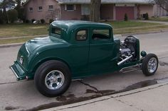 1932 FORD COUPE 5-WINDOW