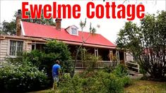Ewelme cottage, Auckland historic house Grammar School, Church Of England, Historic Homes, Building Materials, Auckland, Cottage, Outdoor Decor, House, Travel