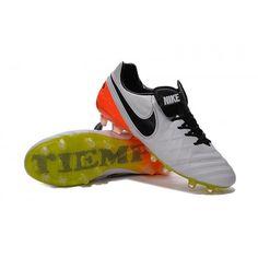 cheap for discount b4712 f246d Buy Nike Tiempo Legend VI Radiant Reveal FG White Black Total Orange Volt