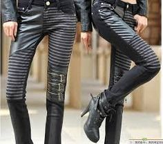 Image result for steampunk jeans