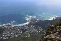 Zuid-Afrika - View Tafelberg