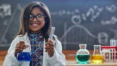 """Hidden Figures"" Is Inspiring Hundreds of Girls to Pursue STEM"
