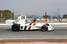 James Simon Wallis Hunt (GBR) (Hesketh Racing), Hesketh 308 - Ford-Cosworth DFV 3.0 V8 (finished 10th)  1974 Spanish Grand Prix, Circuito del Jarama