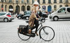 That is how you cycle. Catherine Baba.