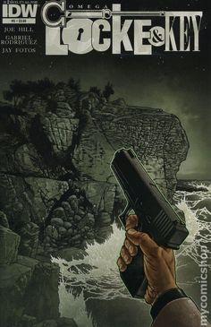 Locke and Key (2012 6th Series) Omega 5