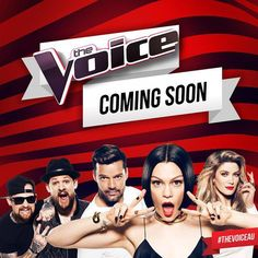 The Voice Australia 2015 Child Of The Universe, Jessie J, Ricky Martin, Season 4, Dark Hair, The Voice, Theatre, Singing, Bring It On