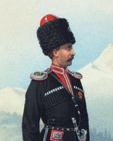 Самостоятельная пошивка черкески