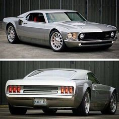 Mustang Mach 40