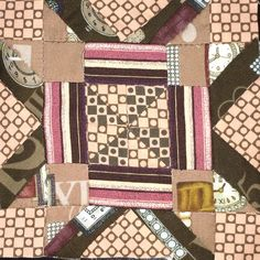 Farmer's Wife block 79: Silver Lane Farmers Wife Quilt, Louis Vuitton Damier, Quilts, Blanket, Pattern, Silver, Bags, Fashion, Handbags