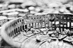 Croatia miniature Colloseum by RaymondRis