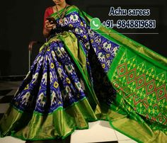 Pure ikat silk sarees , Lehengas for All ages and Duppatus available in stock Direct. Ikkat Pattu Sarees, Bandhani Saree, Pochampally Sarees, Silk Lehenga, Sari, Pure Silk Sarees, Saree Styles, Saree Blouse Designs, Indian Wear