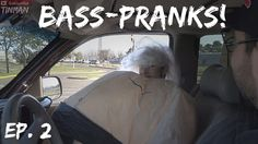"""We prank some kids with the insane bass truck. This is episode 2 of this """"Must-see"""" video series of this INSANE audio """"bass-truck"""". This will be a monthly ty..."""