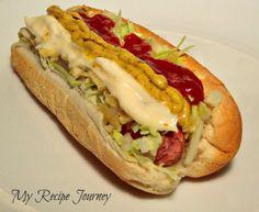 My Recipe Journey: Venezuelan Hot Dogs