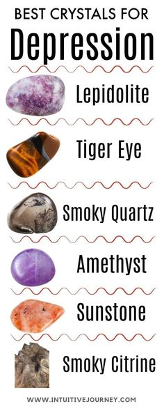 Best healing crystals for depression. Do you love crystals and the power of crystal healing? Interested in starting your own business while enjoying working with crystals? Visit www.coramdeoholistic.com and check out the certified homestudy courses!