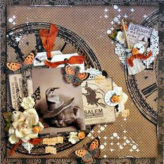Michelle's Scrap Designs: Wake Me for the Witching Hour *Reneabouquets*