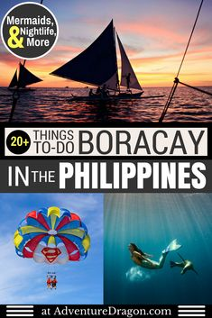 Boracay Activities Guide   Best Things to Do in Boracay Philippines   Free Things to Do in Boracay on a Budget   Things to Do in Boracay at Night   Things to Do in Boracay with Kids   Top Boracay Activities   Top Things to Do in Boracay Island Philippines   Philippines Travel   Mermaids   Mermaid Lessons   Mermaiding in the Philippines   #Boracay #Island #Philippines #thingstodo #islandlife #travel #mermaids