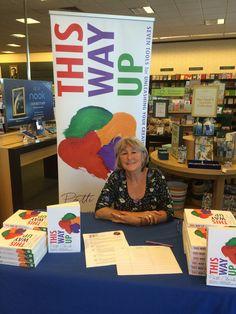 "Patti Clark on Twitter: ""At Barnes and Noble in San Mateo. A dream come true…"
