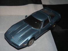 WESTERN MODELS WP108 1/43 HAND BUILT CHEVROLET CORVETTE 1983 PROTOTYPE CAR MODEL
