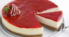 Çilekli Cheesecake Tarifi | Yemek Tarifleri