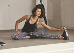 Nina Dobrev is the latest celebrity face of Reebok and Les Mills
