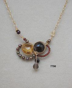 Anna Balkan/Necklace $220