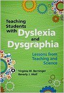 Provides general and special educators with guidance and lesson plans to differentiate instruction for dysgraphia, dyslexia and oral and written language learning disability (OWL LD). Topics include classroom organization and routines, lesson plans, literacy instruction and student engagement.