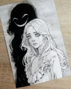 New dark art drawings feelings awesome ideas Creepy Drawings, Tumblr Drawings, Dark Art Drawings, Art Drawings Sketches, Cute Drawings, Pencil Drawings, Pencil Tattoo, Sketch Drawing, Pencil Art