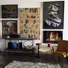 Emily Ratajkowski's apartment