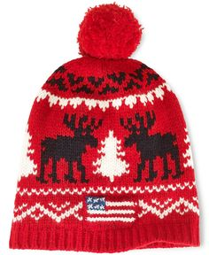 29b8b718d4e Polo Ralph Lauren Reindeer Wool Cap   Reviews - Hats
