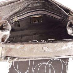 Designer Handbags Rescue - Kooba Ava Gold Leather Pleated Clutch Shoulder Bag NEW, $120.00 (http://www.designerhandbagsrescue.com/kooba-ava-gold-leather-pleated-clutch-shoulder-bag-new/)