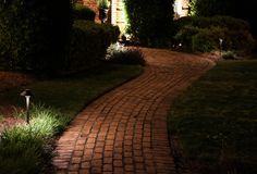 NightVision Outdoor Lighting provides gorgeous lighting to homes, buildings, and landscapes.