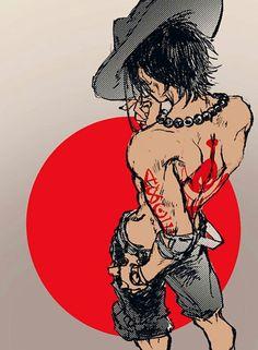 Comic Manga, Anime Manga, Anime Art, One Piece 1, One Piece Anime, Zoro, Portgas Ace, Ace Sabo Luffy, The Pirate King