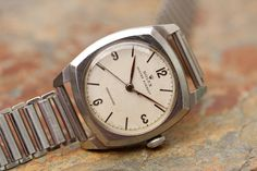 1944 Rolex Everest Observatory 4647 in Steel