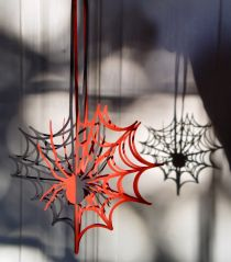 spider 010 pattern would work for a banner Halloween Ornaments, Holidays Halloween, Halloween Crafts, Happy Halloween, Halloween Decorations, Halloween Ideas, Halloween Spider, Halloween Birthday, Man Birthday