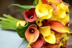 Buquê amarelo - Meu Dia D - Casamento Luana - Fotos Thiago Medeiros