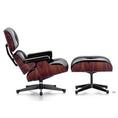 Eames Lounge Chair & Ottoman Sessel Vitra